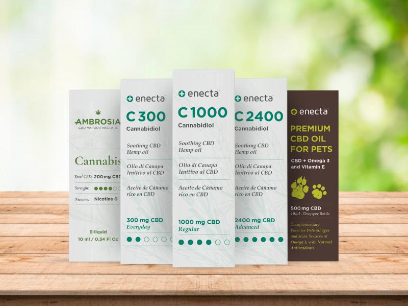 Nuevos extractos naturales de Cannabis (CBD)