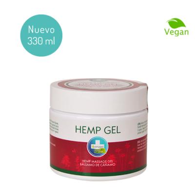ANNABIS HEMP GEL crema gel de masaje cannabis alivio dolor espalda articular muscular