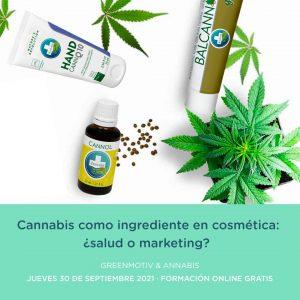 Formación gratis Cannabis CBD